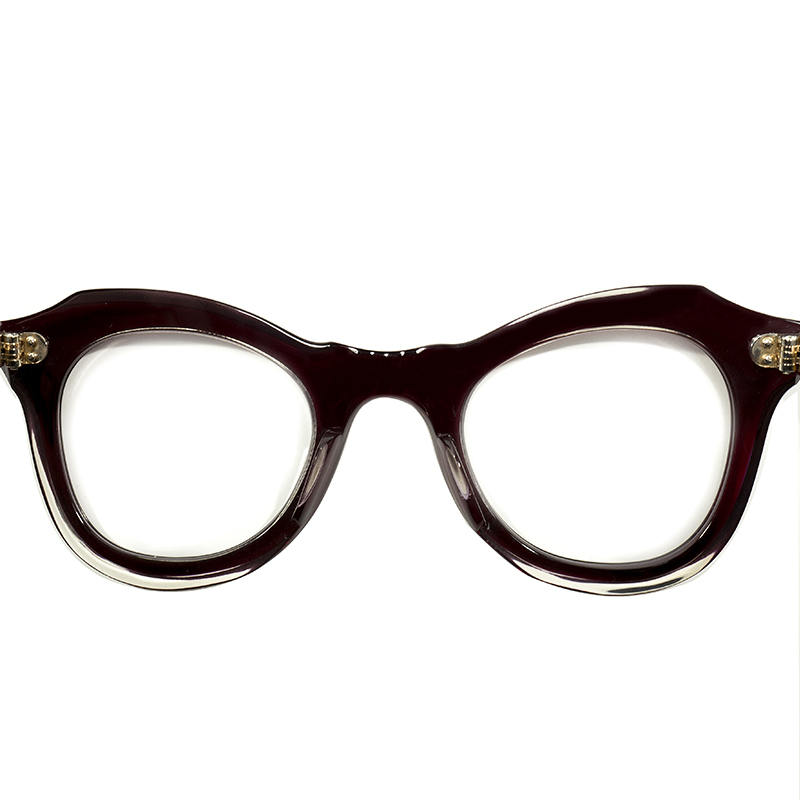 b41b488bf6 GIG LAMPS » 1950s FRENCH VINTAGE EYEWEAR ARTISTIC SHIFTED .
